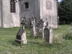 hřbitov ukostela sv.Bartoloměje